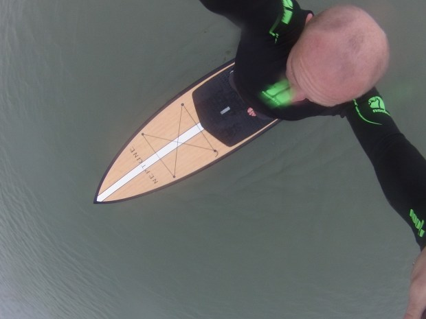 SUP Mag UK tests Neptune SUPs 12.6ft Race/Touring SUP
