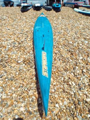 Starboard Srpint Unlimited 17.5ft SUP Mag UK