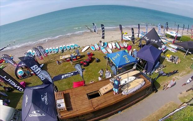 East Wittering Shore Demo Day 2015