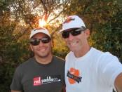 Nick Robinson and tim hadler