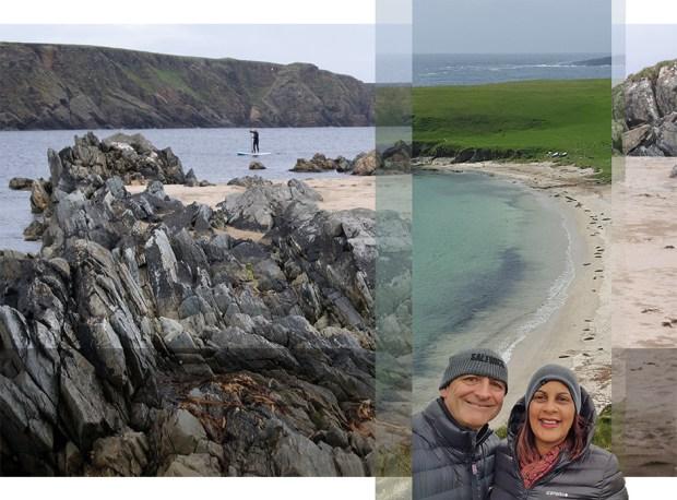 shetland isles SUP