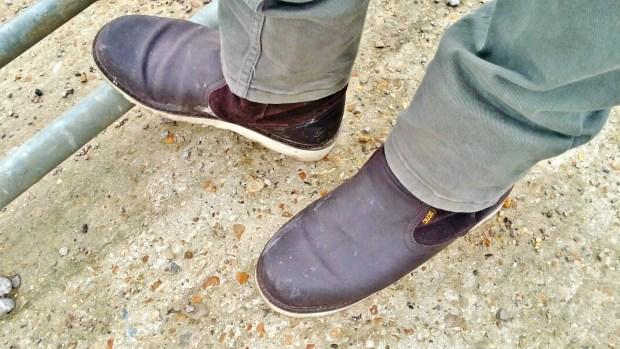 Hey Dude Shoes UK Vigo work boot 2