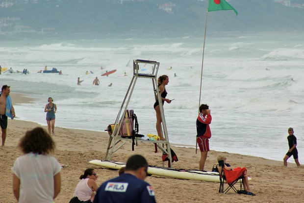 Sup and Biarritz