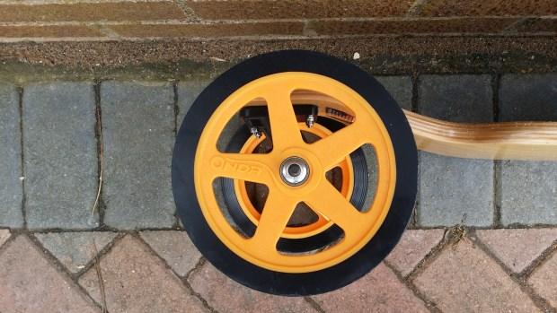 Onda Longa wheels review SUPM