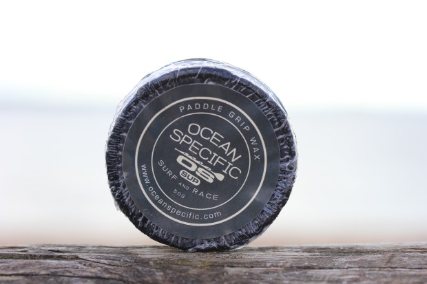 Ocean Specific single paddle grip wax block