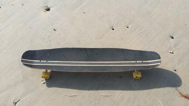 Lush Longboards X-Flex deck