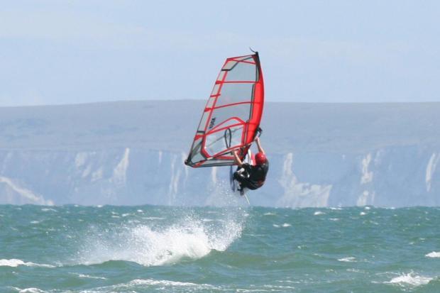 Tancy Douglas pic - Avon Beach 070811
