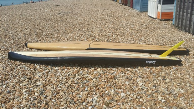 Fatstick 12.6ft and 14ft race SUP