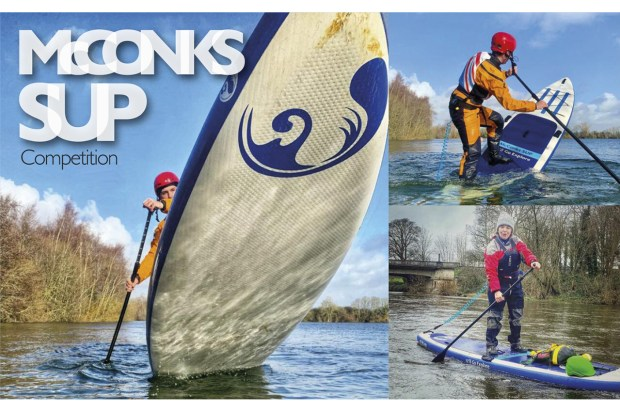 mcconks SUP competition