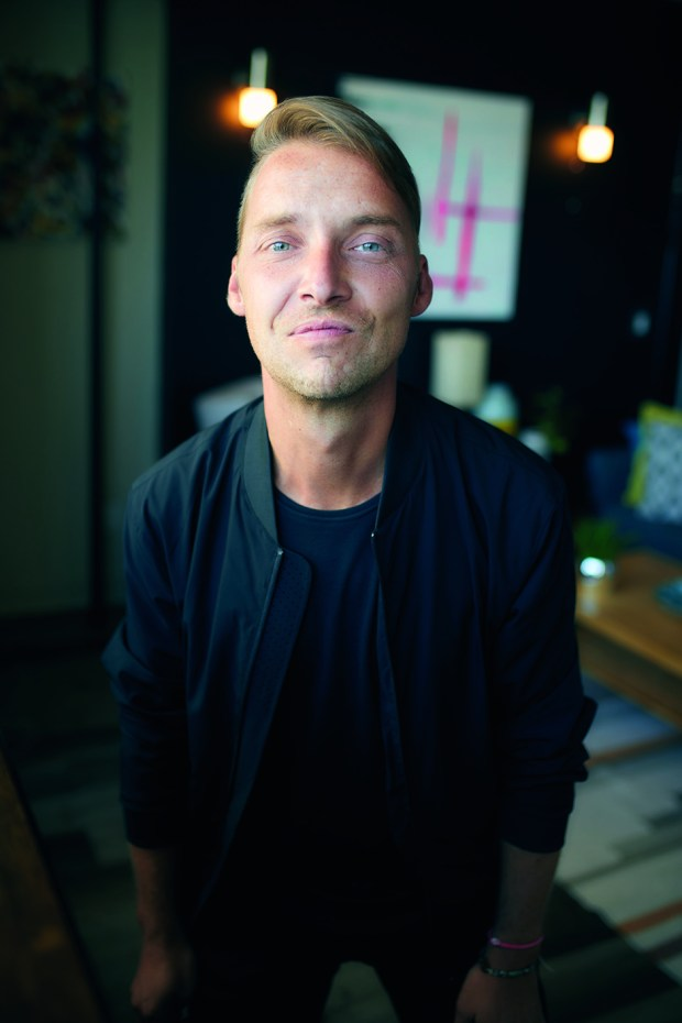 Mike Shoreman. Photo: Darius Bashar Photography