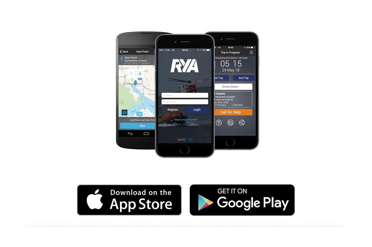 RYA SafeTrx6