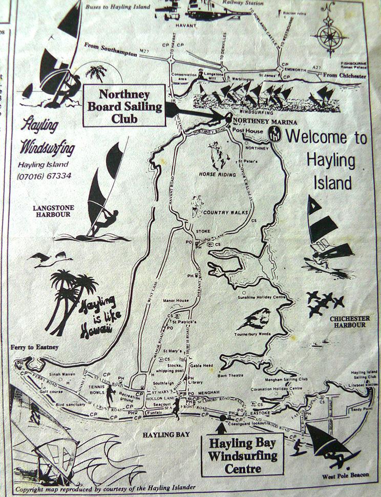 Mistral Round Hayling Island Challenge