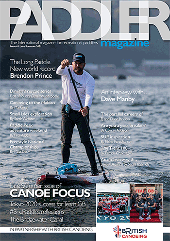 The Paddler issue 61