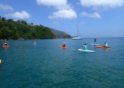 Group Stand Up Paddle Tour Charlotteville, Tobago