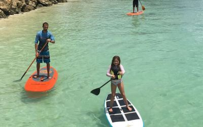 All Age Stand Up Paddle