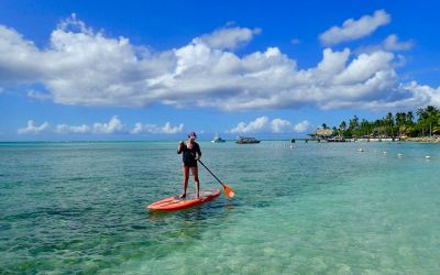 Another Beautiful Paddle Board Tour