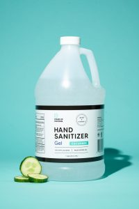 Hand Sanitizer - Cucumber Scent (1 Gallon)