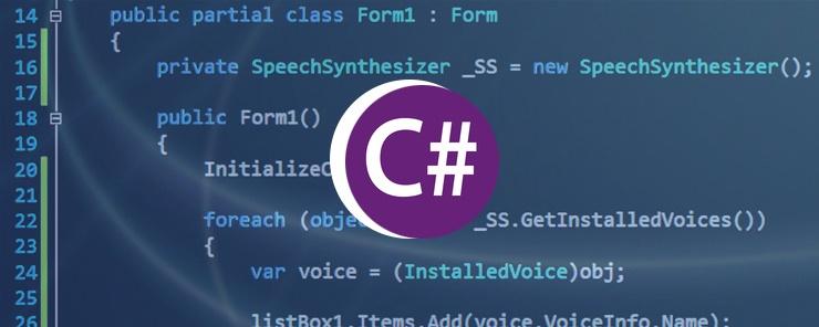 Cách học lập trình C# cho người mới