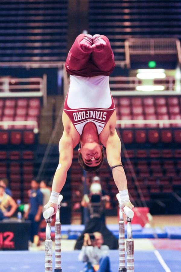 Men's gymnastics takes second at MPSF Championships ...