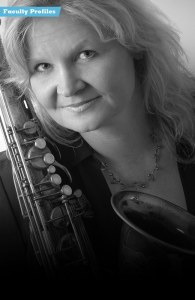 Kristen Strom teaches clarinet, flute, and saxophone at Stanford Jazz Workshop's Giant Steps Day Camp and Jazz Camp, summer music camps focused on jazz on the campus of Stanford University and at Stanford Jazz Workshop's Giant Steps Big Band, an evening music program focused on jazz in the South Bay, Peninsula, and other locations in the San Francisco Bay Area.