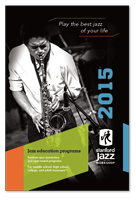 2015 Jazz Education Programs Catalog