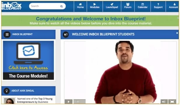 Inbox blueprint 20 review 2018 whats the big deal inbox blueprint 2018 malvernweather Image collections