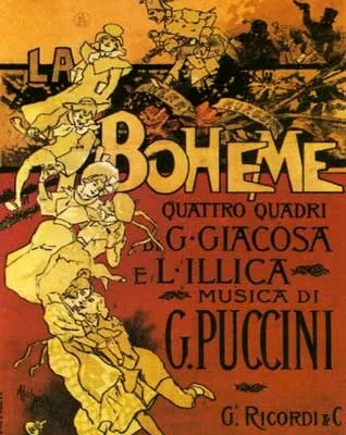 dying in a Puccini opera
