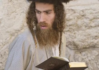 Passover at the wailing wall