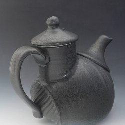 A Journey Teapot created by Stan Irvin