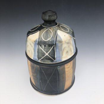 X Jar created by artist Stan Irvin