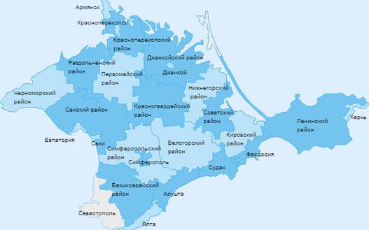 krim-mapa