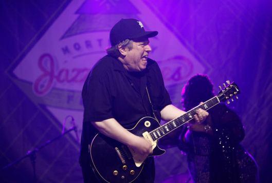 Paul Carey - gitarist