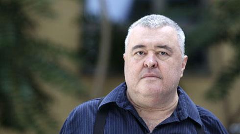 Mr. Mladen Ivezić, autor knjige »Titov Jasenovac« (Foto: GK/B. Čović)