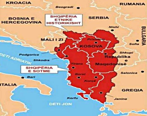 greater-albania-map
