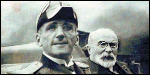 Александар Карађорђевић и Луј Барту(Извор: Вечерње новости)