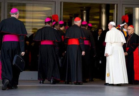 Papa-i-kardinali