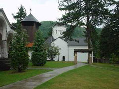 Манастир Ћелије