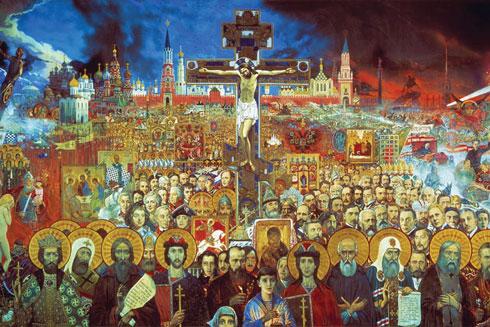 ilya-glazunov-Orthodox-Sain