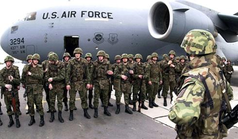 NATO-trupe
