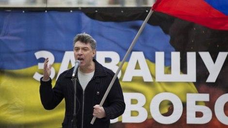 Борис Немцов се плашио да ће бити убијен због свог става према Украјини (Извор: Би-Би-Си)