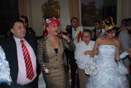 """Зорица Брунцлик на свадби """"вредној милион долара"""" (Извор: Свет)"""
