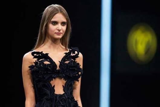 Москва, 25.03.2015 - Недеља моде у Москви (Moscow Fashion Week): колекција - Valentin Yudashkin