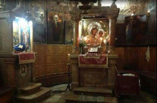 Црква Гроба Мајке Божије – чудотворна Јерусалимска Богородица