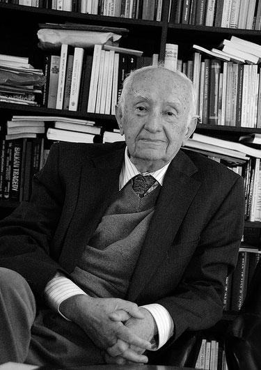 Милорад Екмечић (1928-2015), Фото: НИН