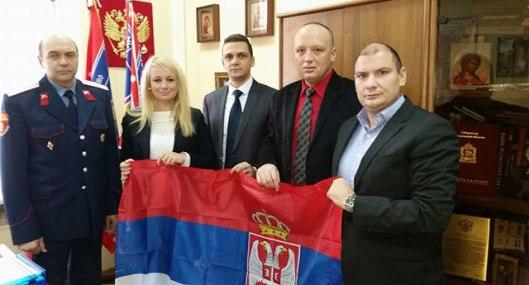 Da Rusija ruši Mila: Zahvalni Dragana Trifković, Slaven Radulović, Dano Jukić i Budimir Aleksić - dvoje iz Srbije, dvojica iz Crne Gore (Radulović i Aleksić)
