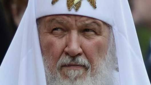 Патријарх московски и целе Руси Кирил