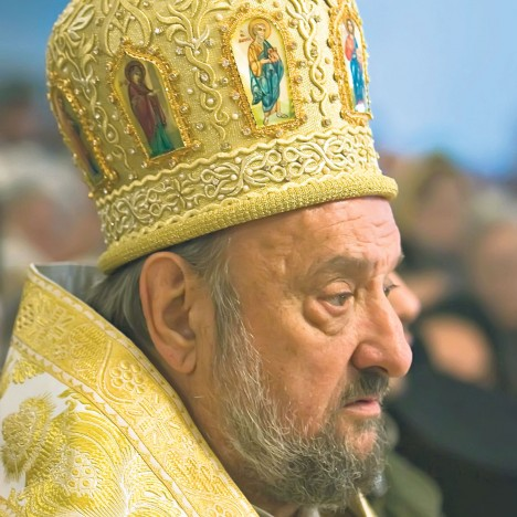 Владика Василије Качавенда (Фото: Д. Јевремовић)