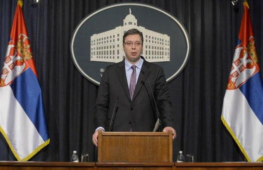 Александар Вучић (Фото: Танјуг/Т.В.)