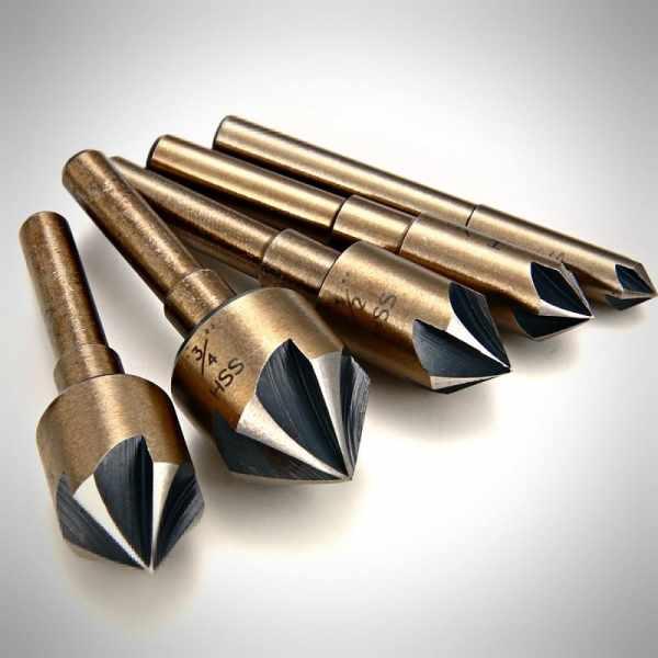 Зенкеры по металлу: ГОСТ, диаметры, виды