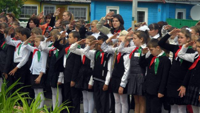 Пионеры Станьково. 19 мая 2012 г.